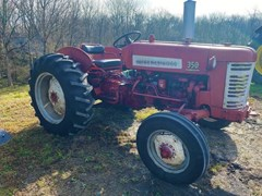 Tractor - Utility For Sale 1958 IH 350 , 40 HP