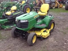 Lawn Mower For Sale 2013 John Deere X738 , 25 HP