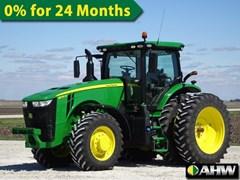 Tractor - Row Crop For Sale 2019 John Deere 8245R , 245 HP