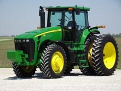 Tractor - Row Crop For Sale 2009 John Deere 8130 , 225 HP