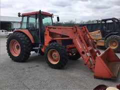 Tractor For Sale 2004 Kubota M105S , 105 HP