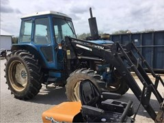 Tractor For Sale Ford 7710 , 97 HP