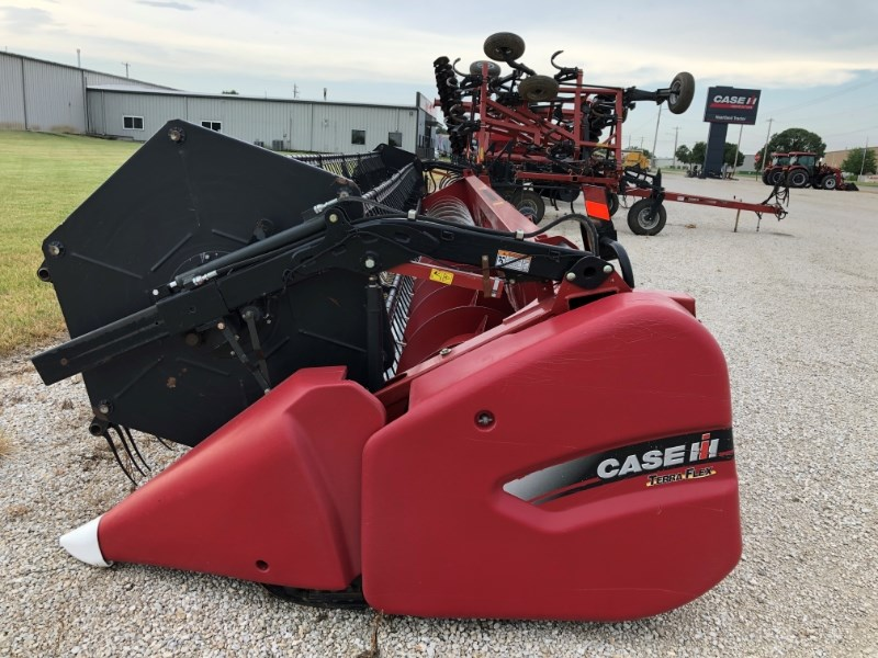 2012 Case IH 3020 Header-Auger/Flex For Sale
