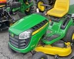 Riding Mower For Sale: 2019 John Deere E140, 22 HP