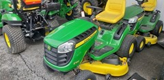 Riding Mower For Sale:  2019 John Deere E140 , 22 HP
