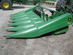 Header-Corn For Sale 1998 John Deere 693