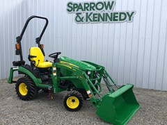 Tractor - Compact Utility For Sale 2020 John Deere 1025R , 23 HP