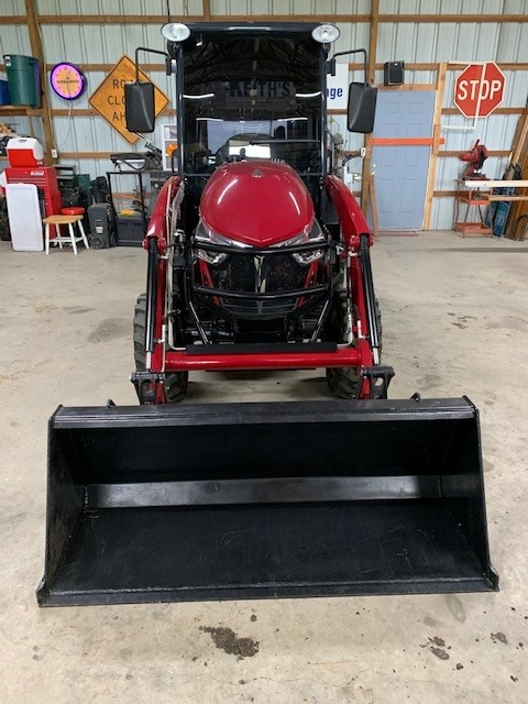 2019 Yanmar YT235 C Tractor - Compact For Sale