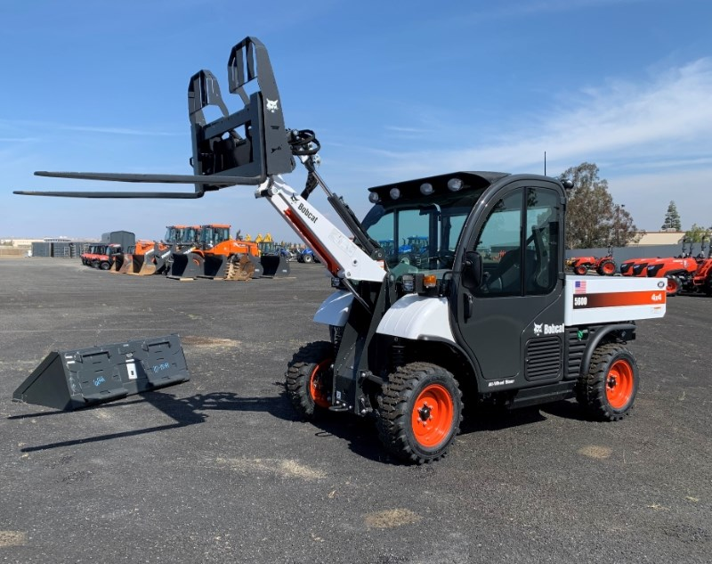 2020 Bobcat Toolcat 5600 Utility Work Machine Utility Vehicle For Sale