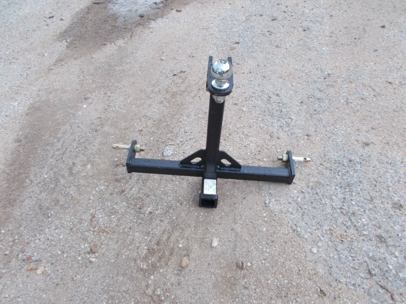 Tar River 3pt trailer mover with receiver hitch / gooseneck Hitch For Sale