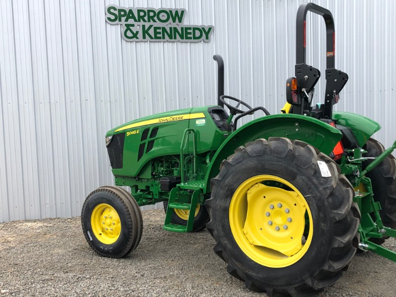 2020 John Deere 5045E 2WD Tractor - Utility For Sale