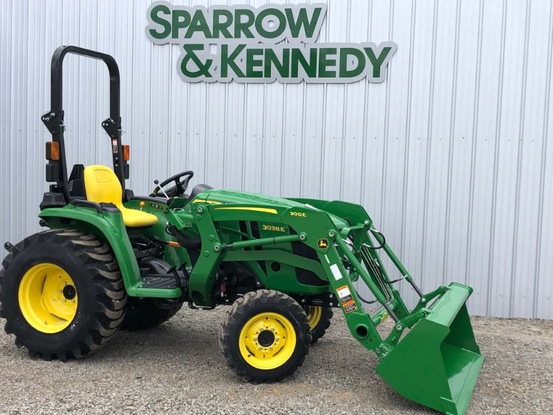 2019 John Deere 3038E Tractor - Utility For Sale