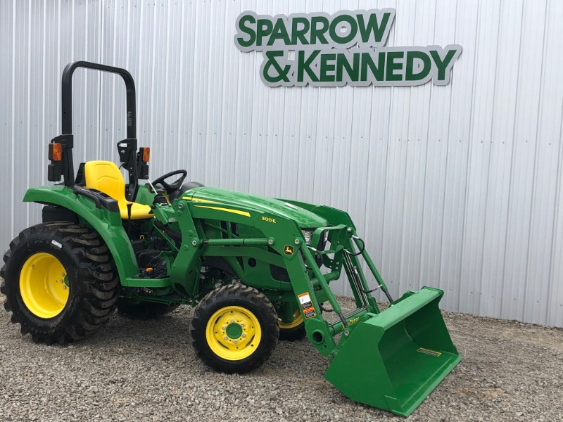 2020 John Deere 3035D Tractor - Compact Utility For Sale