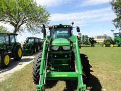 Tractor - Row Crop For Sale 2018 John Deere 6145M