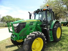 Tractor - Row Crop For Sale 2018 John Deere 6145M