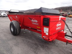 Manure Spreader-Dry/Pull Type For Sale 2013 Kuhn Knight 8114
