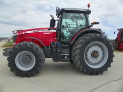 Tractor For Sale 2012 Massey Ferguson 8660 , 260 HP