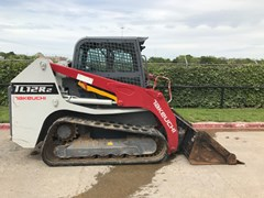 Skid Steer-Track For Sale:  2017 Takeuchi TL12R2 , 111 HP
