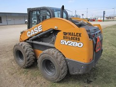 Skid Steer For Sale 2016 Case SV280