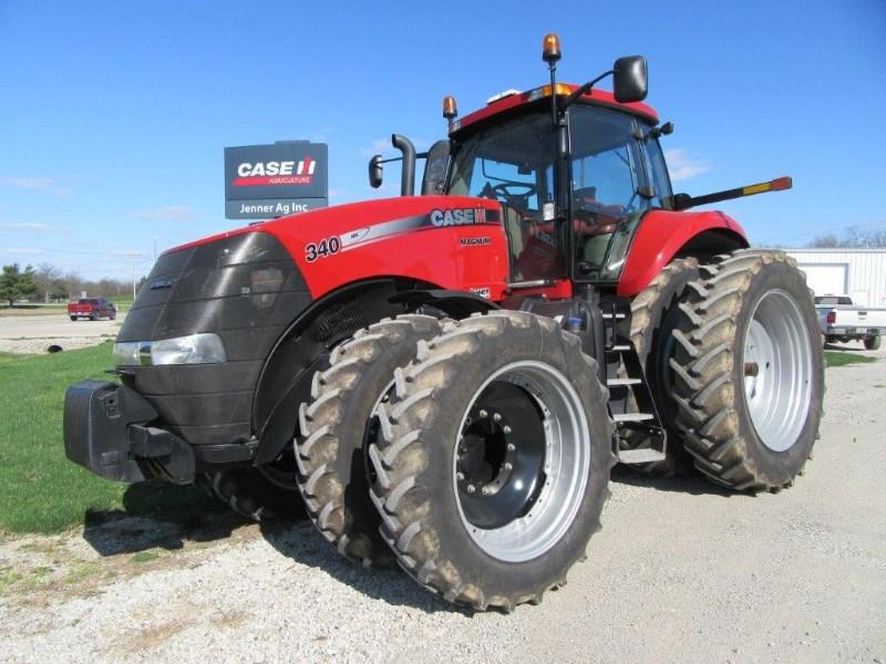 2014 Case IH MAGNUM 340 Tractor For Sale
