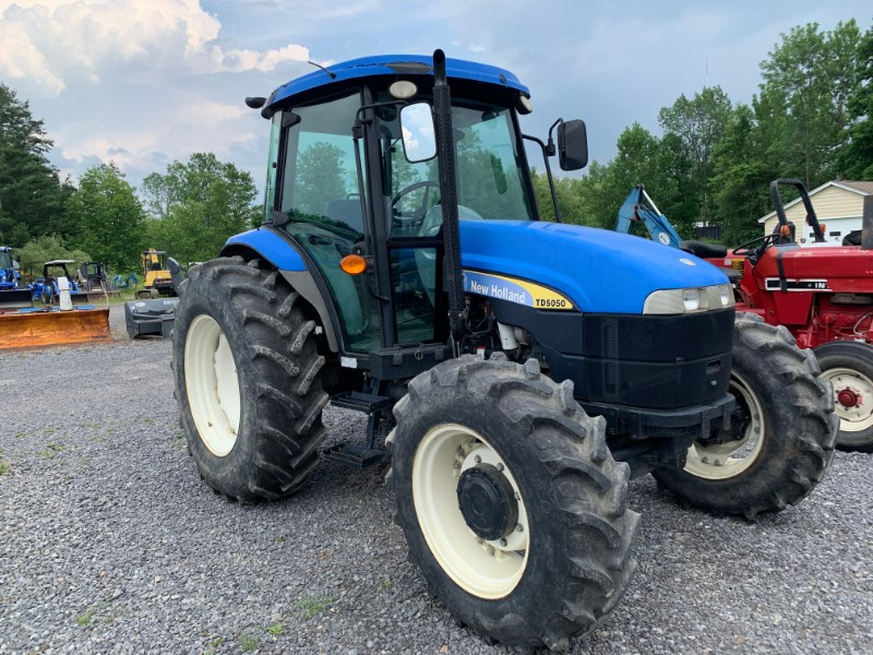 2008 New Holland TD5050 Tractor For Sale