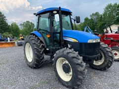 Tractor For Sale:  2008 New Holland TD5050 , 95 HP