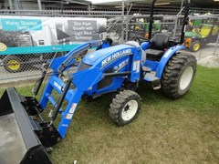 Tractor - Compact Utility For Sale 2015 New Holland WORKMASTER 37 , 37 HP