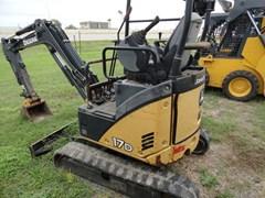Excavator-Mini For Sale 2013 John Deere 17D