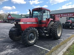 Tractor For Sale 1996 Case IH 7220 MAGNUM , 155 HP