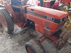Tractor For Sale 1987 Case IH 245