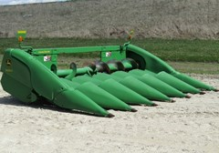 Header-Corn For Sale 2012 John Deere 606C