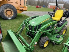 Tractor - Compact Utility For Sale 2018 John Deere 1025R , 24 HP