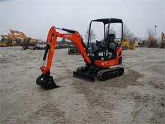 Excavator-Mini For Sale 2019 Kubota KX018-4