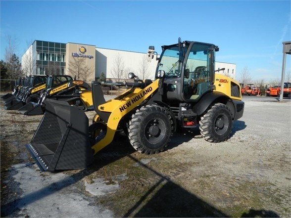 2019 New Holland W80C HS Wheel Loader For Sale