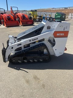 Compact Loader-Stand On  Bobcat MT85