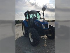 Tractor For Sale 2015 New Holland T5.115 , 114 HP