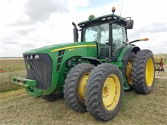 Tractor For Sale 2010 John Deere 8245R , 245 HP
