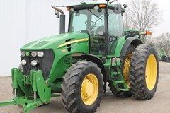 Tractor For Sale 2009 John Deere 7830