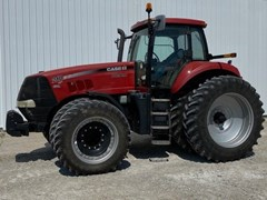 Tractor - Row Crop For Sale 2011 Case IH Magnum 210 , 210 HP