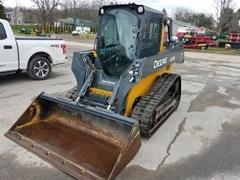 Skid Steer-Track For Sale 2014 John Deere 323E