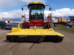 Windrower-Self Propelled For Sale 2007 New Holland 8060