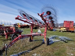 Hay Rake-Unitized V Wheel For Sale 2008 Bush Hog BSR