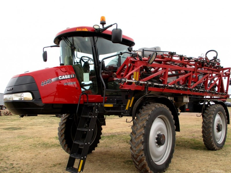 2016 Case IH 4440 Sprayer-Self Propelled For Sale