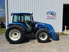 Tractor For Sale 2006 New Holland TL100A , 98 HP