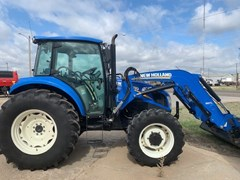 Tractor For Sale 2015 New Holland T4.105 , 105 HP