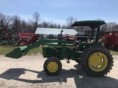 Tractor - Utility For Sale 1977 John Deere 2040 , 40 HP