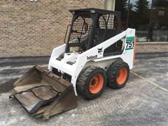 Skid Steer For Sale 1999 Bobcat 751 , 38 HP