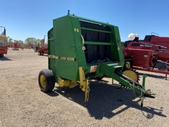 Baler-Square For Sale 1990 John Deere 375