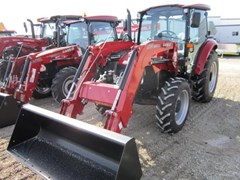 Tractor For Sale 2020 Case IH FARMALL 75C:-Cab , 75 HP