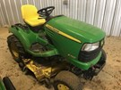 Riding Mower For Sale:  2010 John Deere X700